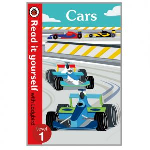 Cars — Read it Yourself with Ladybird, Level 1