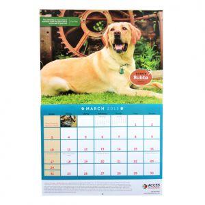 ACCES Blood Bank Calendar