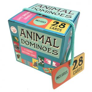 Games on the Go! Animal Dominoes