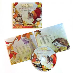 The Tales of Mindy Mousekins, Fall-Winter