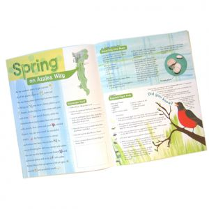 Arbor Kids Activity Book, client: Washington Park Arboretum