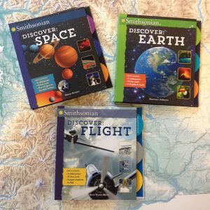 Smithsonian Discover Series—Space, Earth and Flight