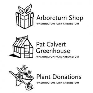 Washington Park Arboretum logos